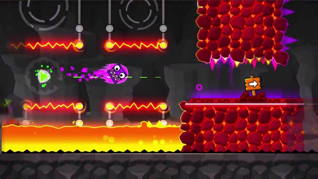 geometry dash 2.1 android