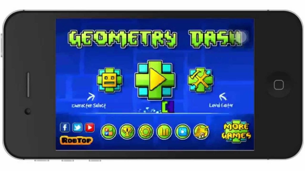 geometry dash 2.1 iphone