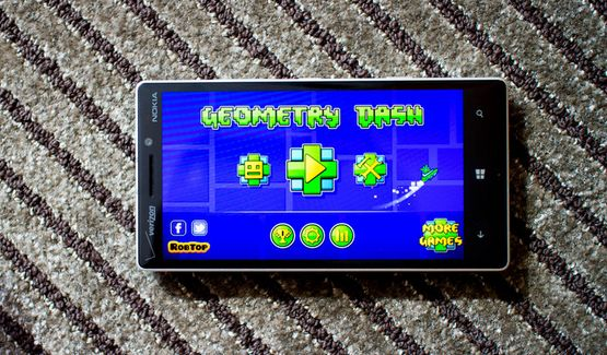 Descargar Geometry Dash para Windows Phone