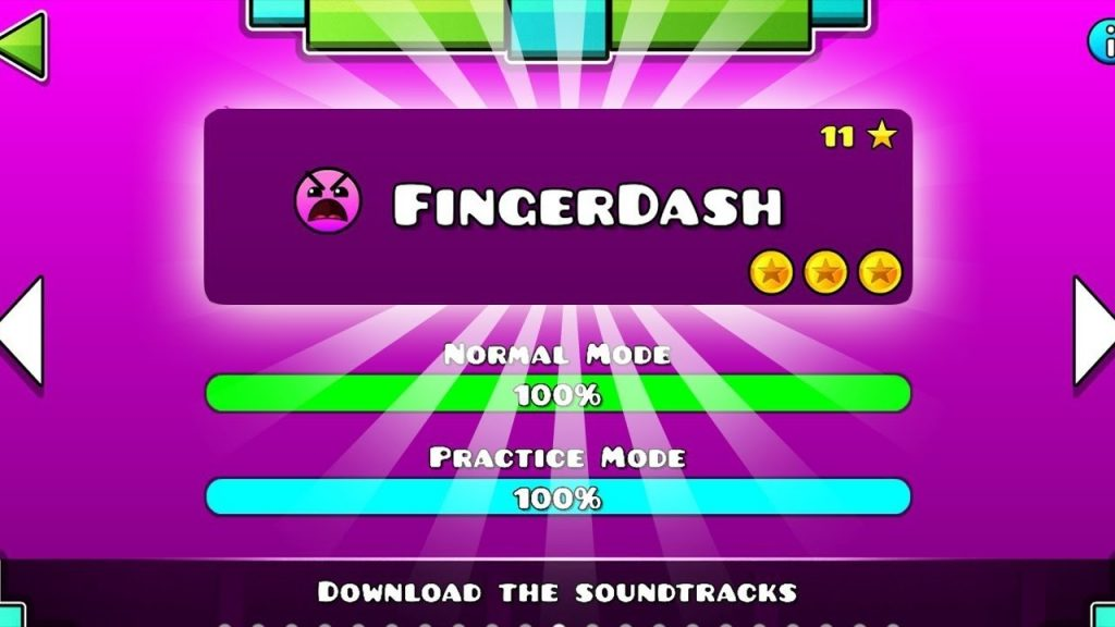 geometry dash 2.1 apk