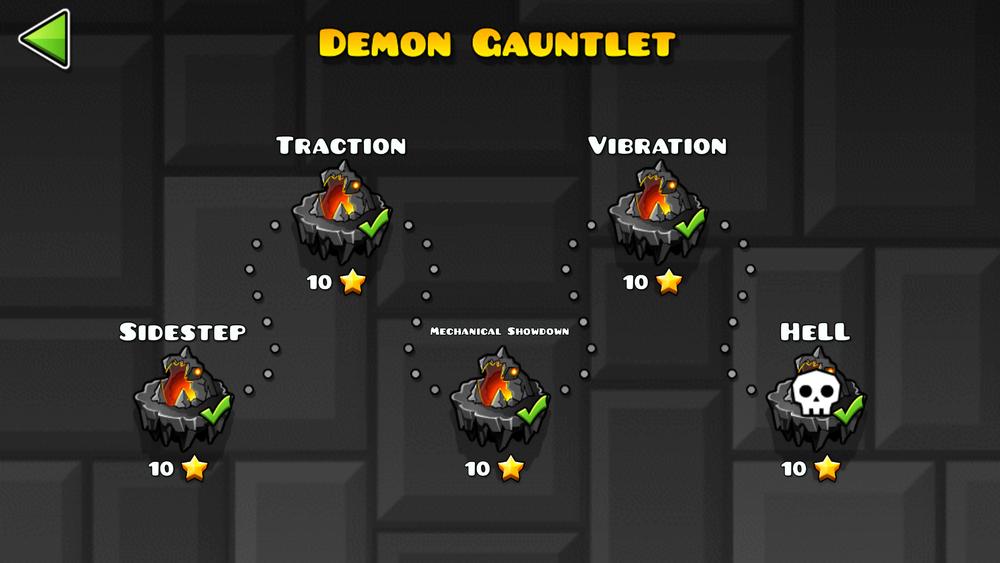 DemonGauntletMenu
