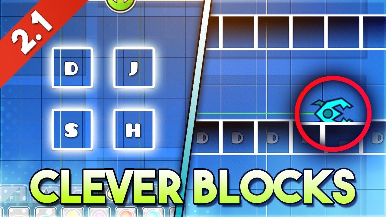 Atravesar bloques sin trucos Geometry Dash.