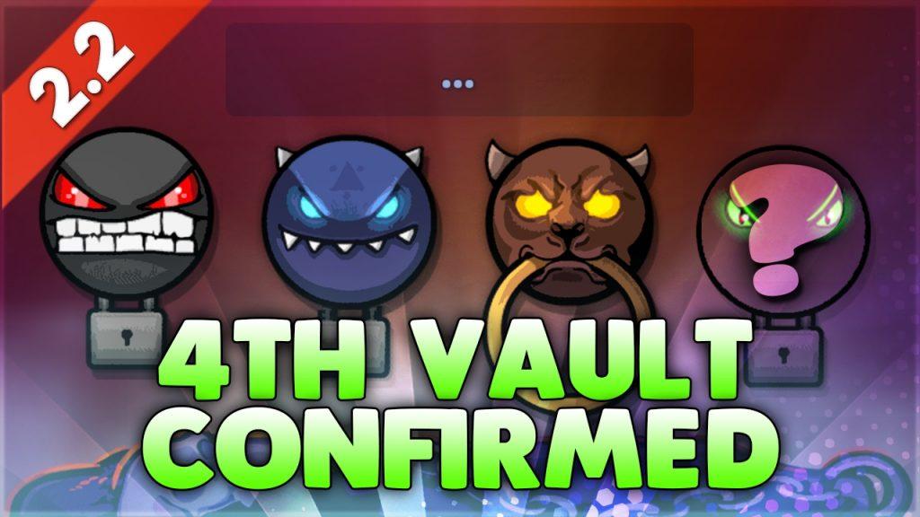 cuarto vault confirmado