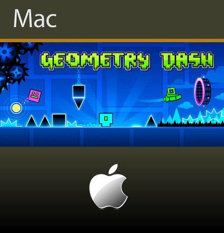 geometry-dash macpro