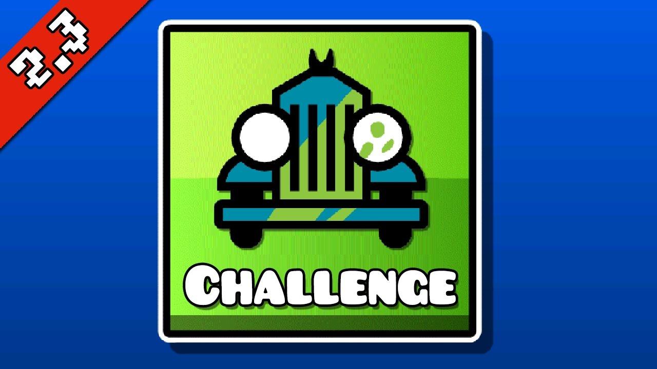 modo Challenge en la 2.3.