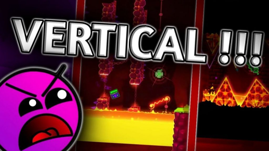 modo vertical geometry dash
